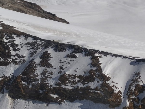 U'khand glacier burst (File Photo)