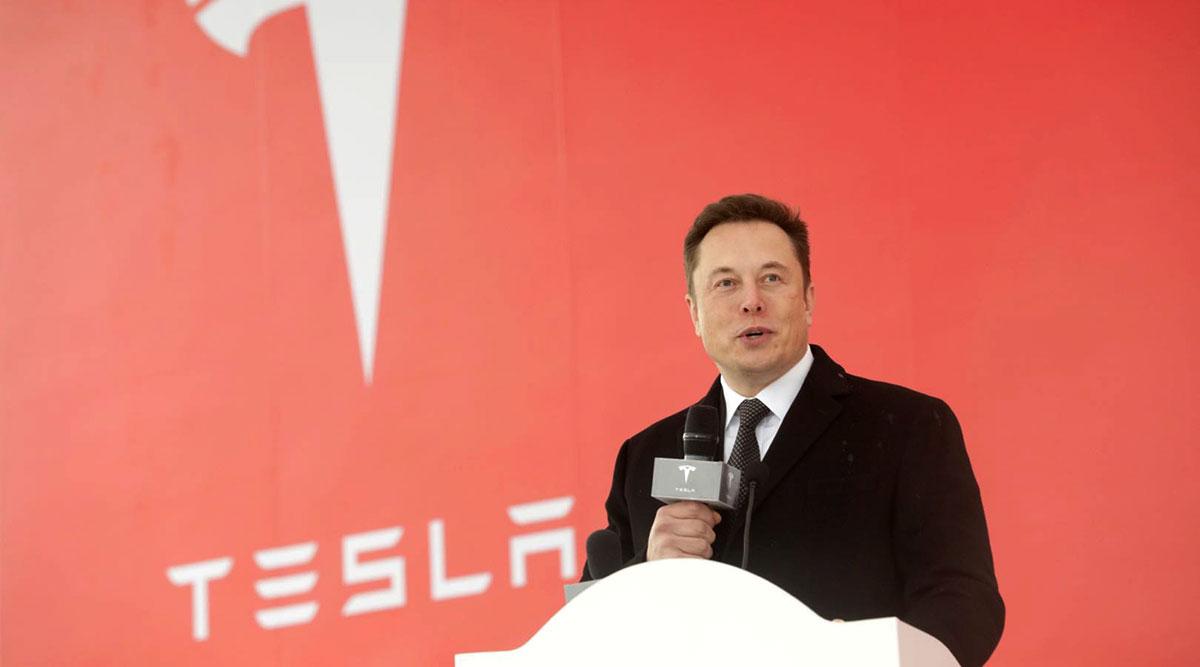 Tesla Inc CEO Elon Musk