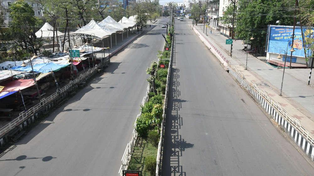 Uttar Pradesh During Lockdown