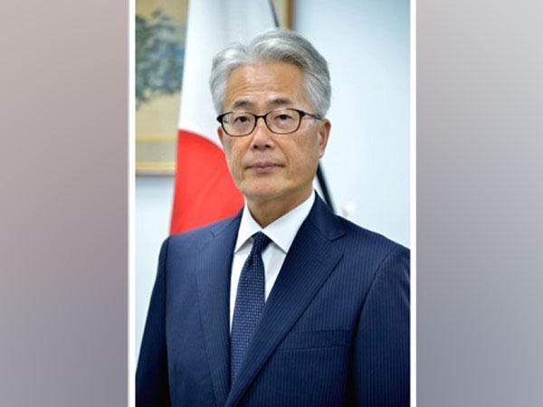 Japanese Ambassador to India Satoshi Suzuki