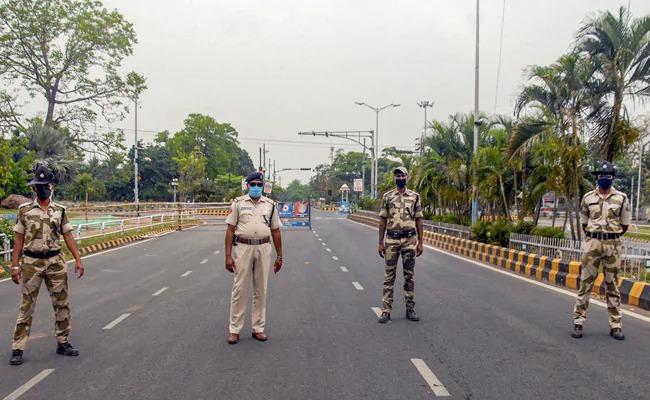 Lockdown in Odisha