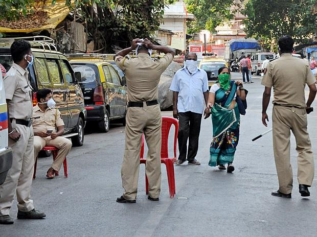 Delhi Police during Lockdown