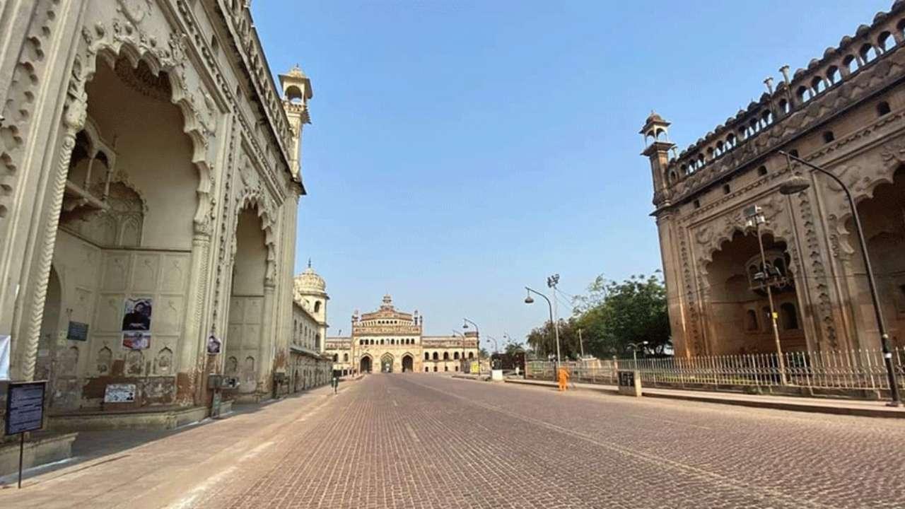 Lockdown in Lucknow