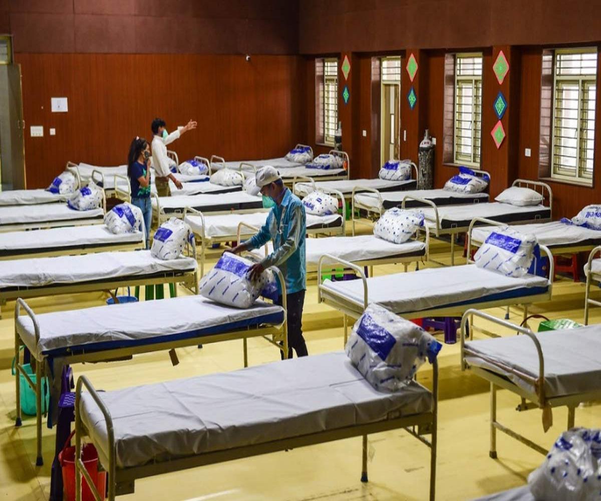 100-bed COVID care facility in Bengaluru