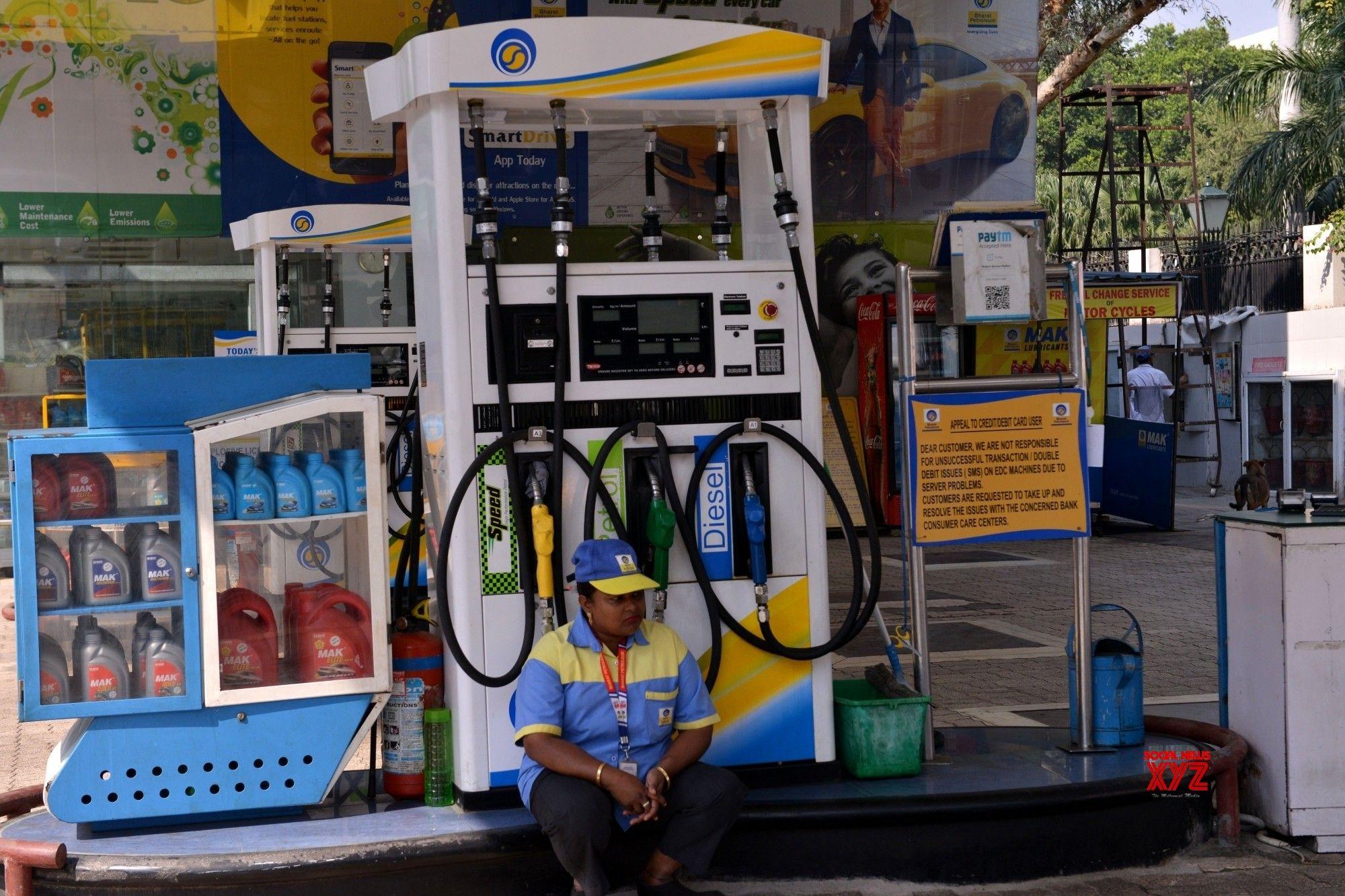 Petrol Pump in Delhi