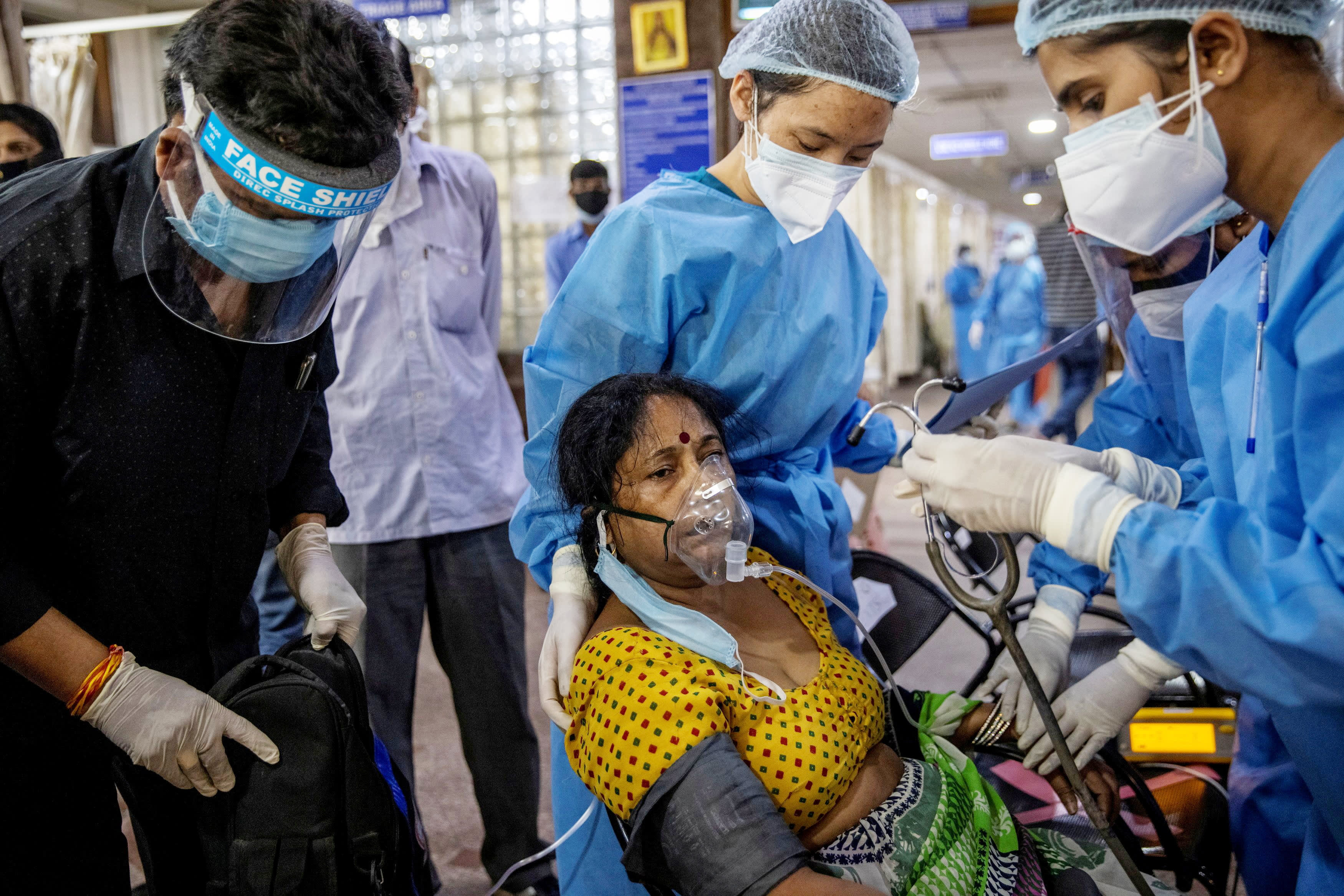 COVID-19 in India