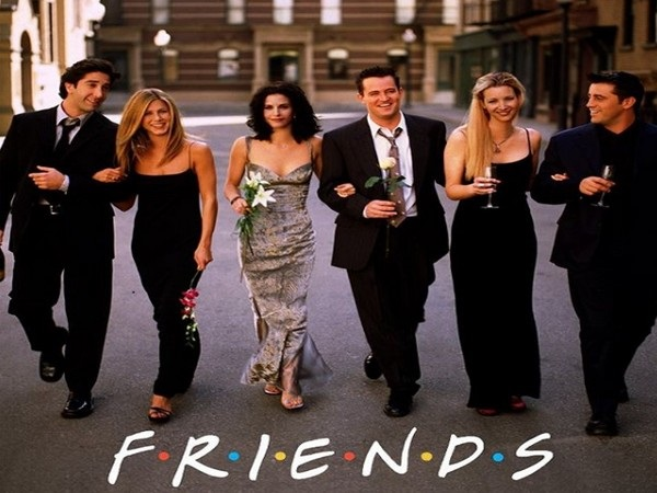 Poster of FRIENDS