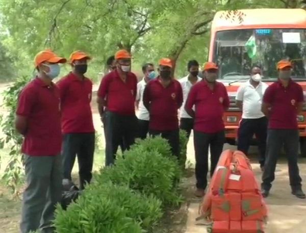 24 NDRF teams deployed in Gujarat