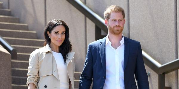 Prince Harry and Meghan Markle (File Photo)