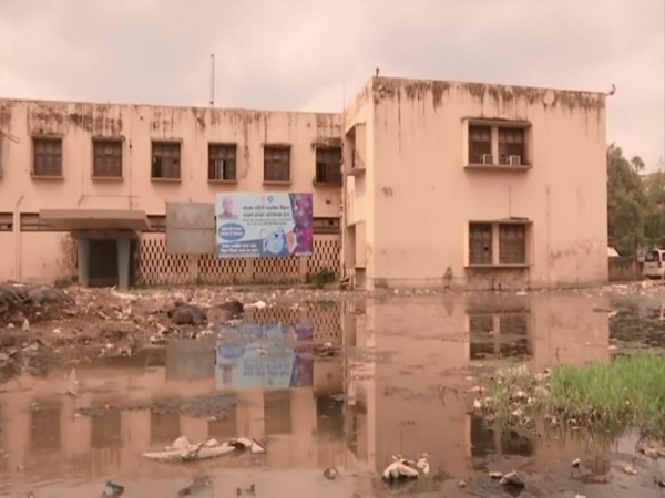 Visuals from Darbhanga Medical College Hospital