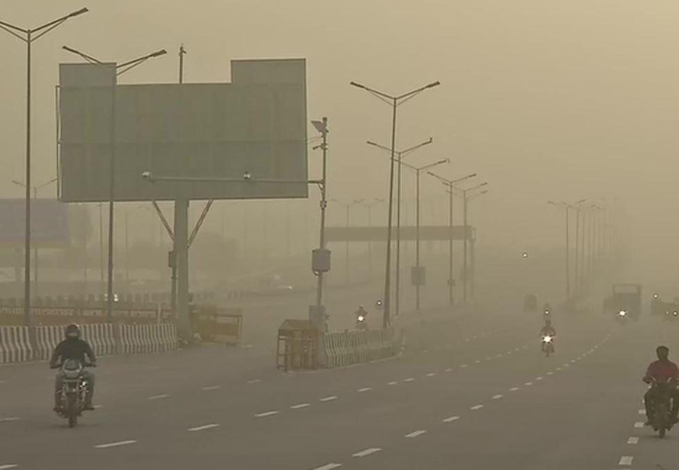Visuals from ITO, Delhi