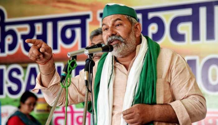 Rakesh Tikait (File Photo)