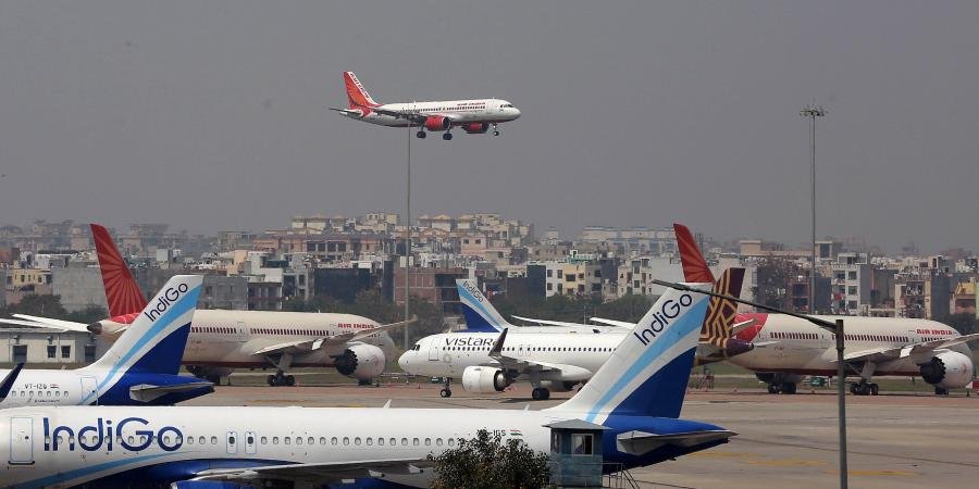 Ministry of Civil Aviation decided to raise domestic airfares (File Photo)