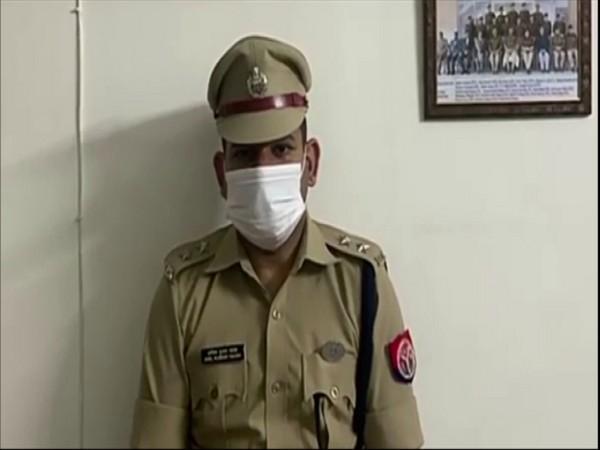 Anil Yadav, assistant superintendent of police, Moradabad