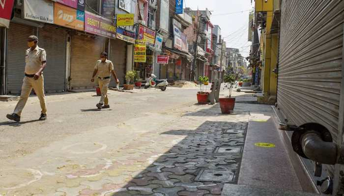 Lockdown in Bihar
