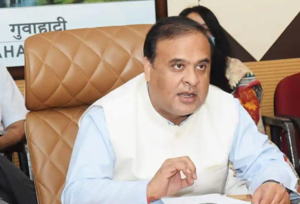 Assam CM Himanta Biswa Sarma