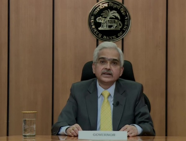 RBI Governer Shaktikanta Das