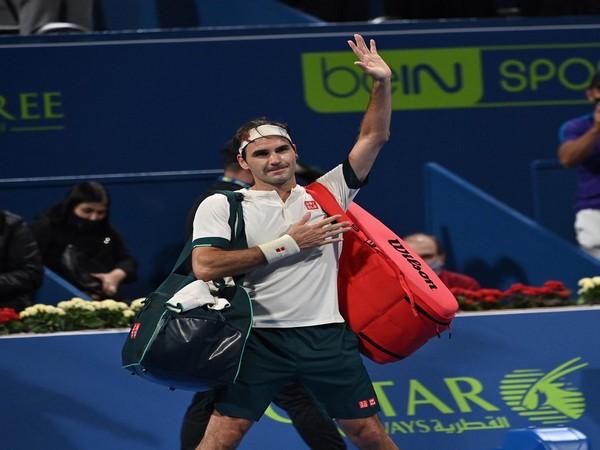 Swiss tennis maestro Roger Federer (Photo/ Roger Federer Twitter)