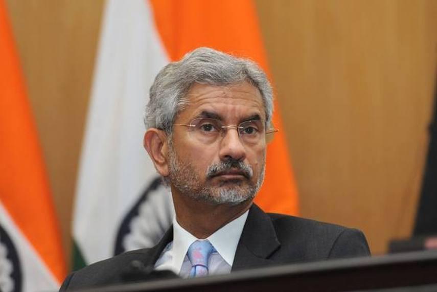 External Affairs Minister S Jaishanka