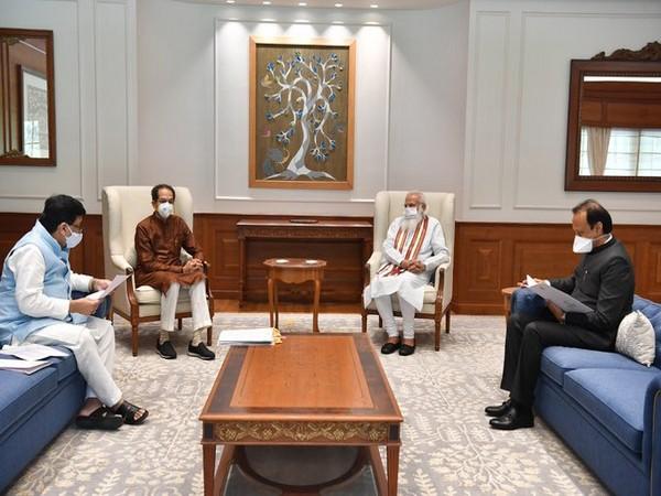 Maharashtra Chief Minister Uddhav Thackeray's meeting with Prime Minister Narendra Modi