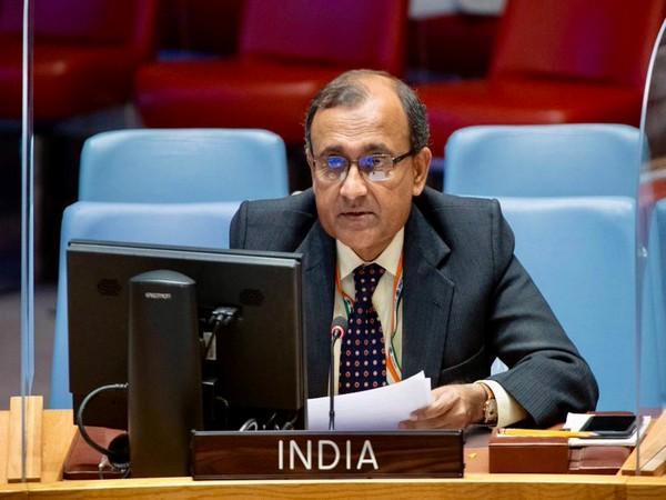 Indian Ambassador to United Nations TS Tirumurti