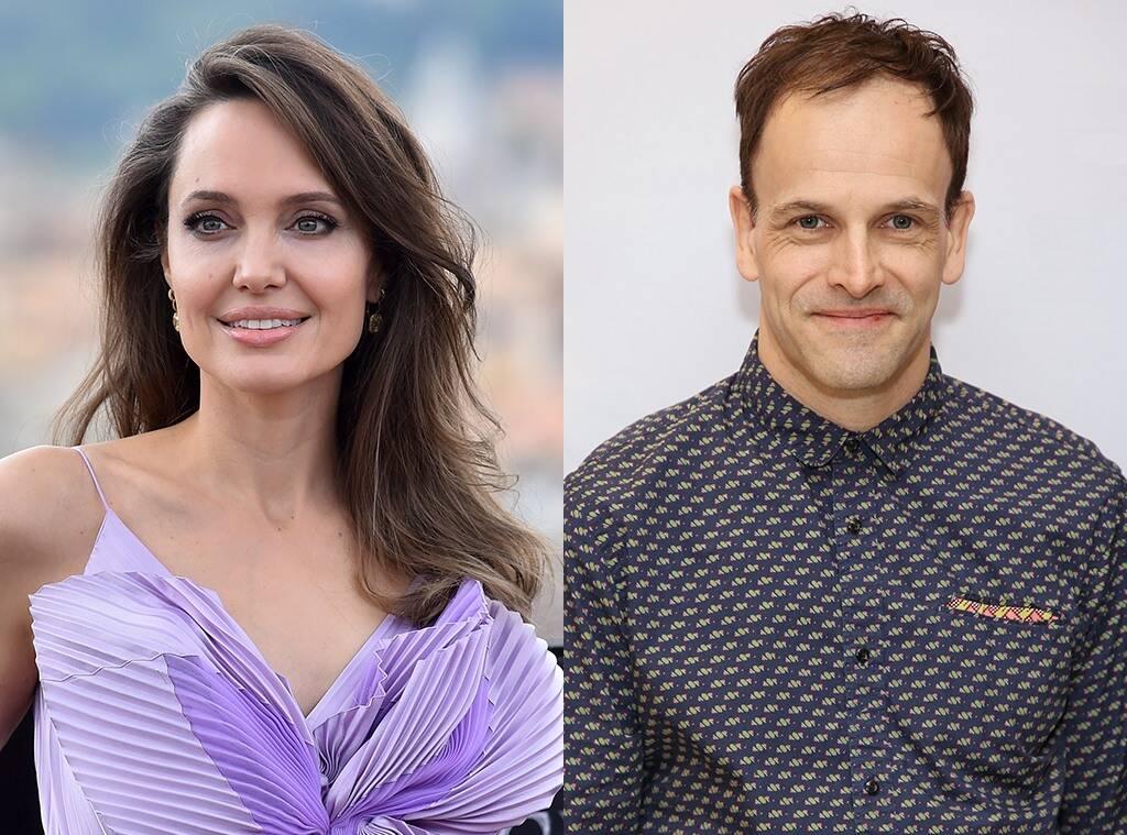 Angelina Jolie, Jonny Lee Miller