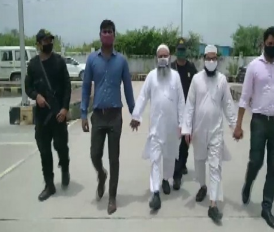 UP ATS arrested two persons in Delhi for forced religious conversion