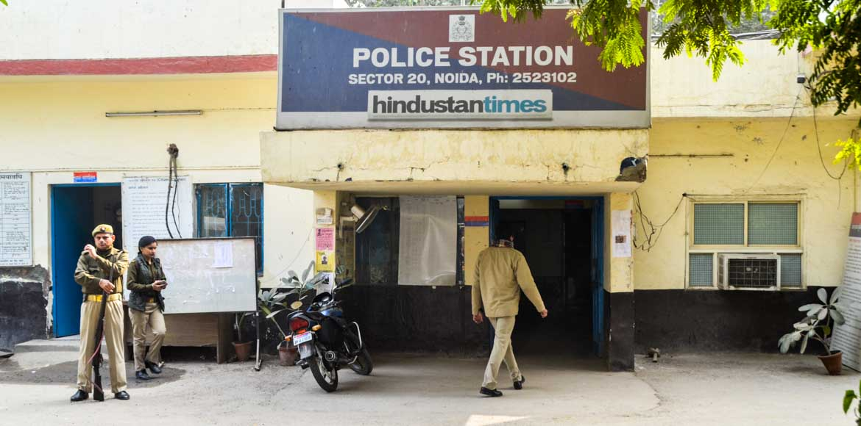 Police Station in Gautam Buddh Nagar