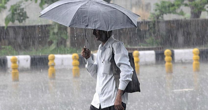 Rain in Uttar Pradesh