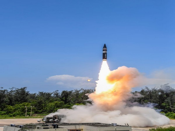 India successfully carried out the test-firing of a new missile of the Agni series known as Agni-Prime off