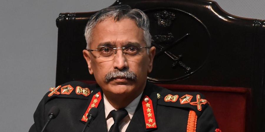 Army chief General MM Naravan