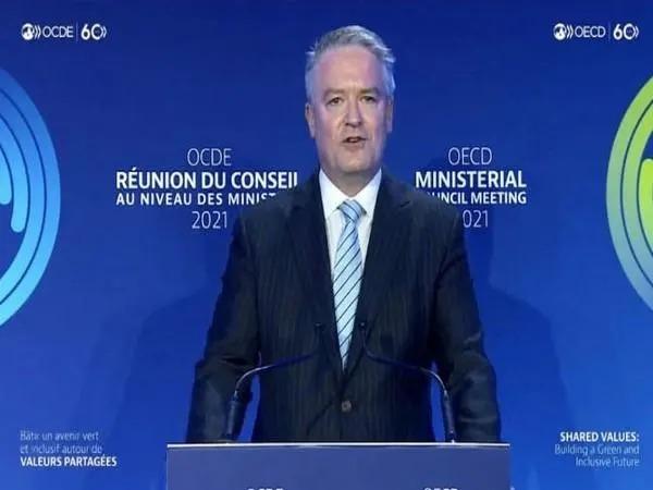 Mathias Corman, Secy General of the OECD