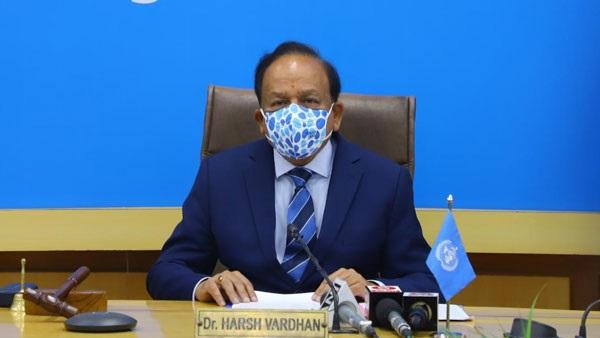 Health Minister Dr Harsh Vardhan  (File Photo)
