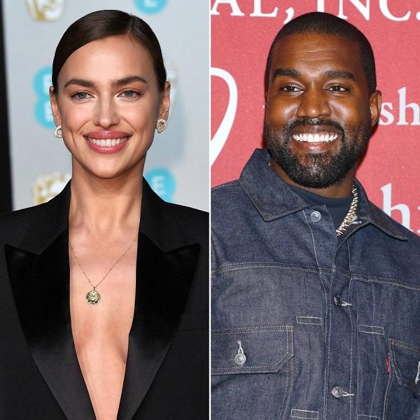 Kanye West and Irina Shayk  (File Photo)