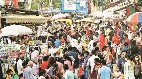 Sarojini Nagar export market in Delhi closed till further orders (File Photo)
