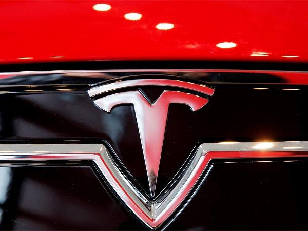Tesla Logo (File Photo)