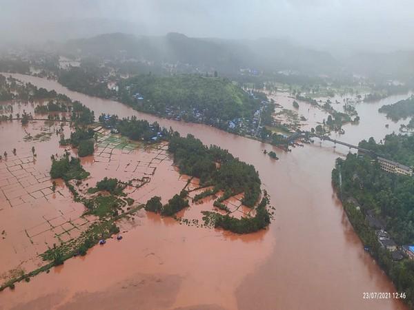 Maharastra Flood