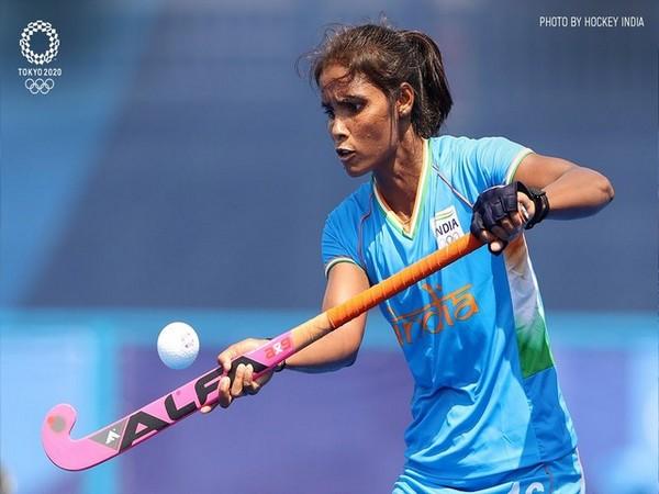 Vandana Katariya (Photo Courtesy to Hockey India)