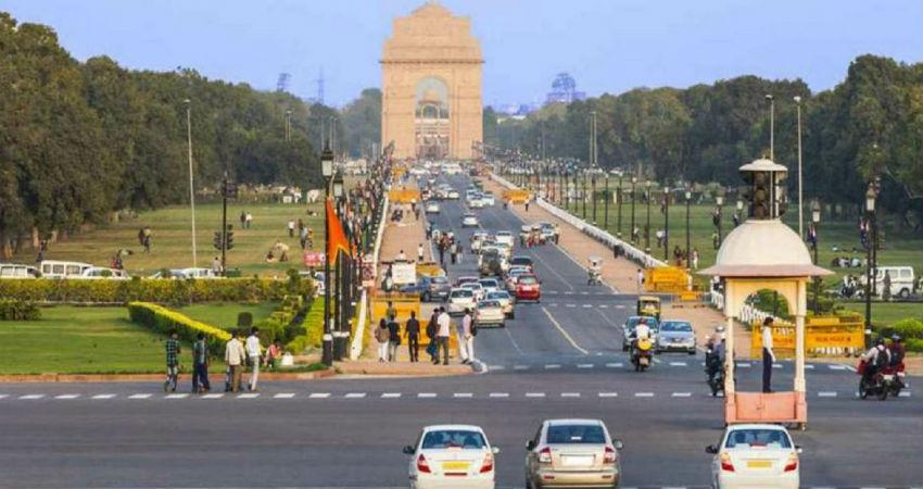 Delhi's Weather