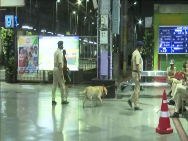 Searches underway in Mumbai in view of hoax call