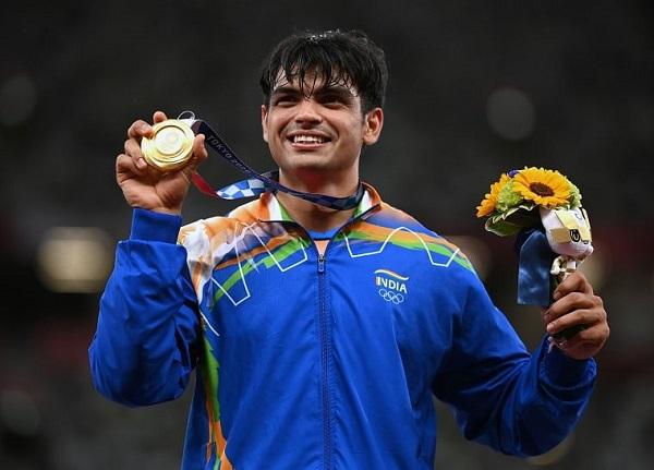 Tokyo Olympics gold medalist Neeraj Chopra (File Photo)