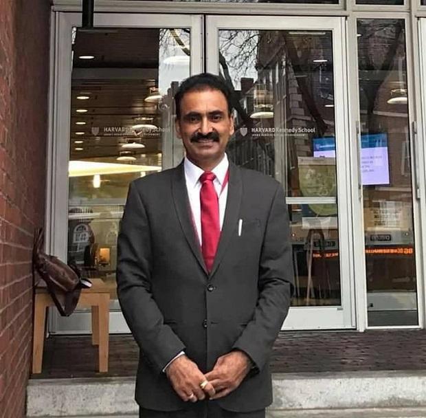 Senior IAS officer Pankaj Kumar (File Photo)