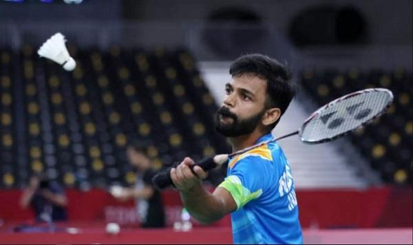 India's para-shuttler Krishna Nagar clinched the gold medal