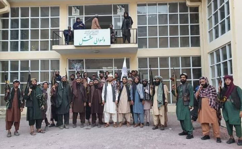 Taliban Claimed Complete Control of Panjshir Province of Afghan