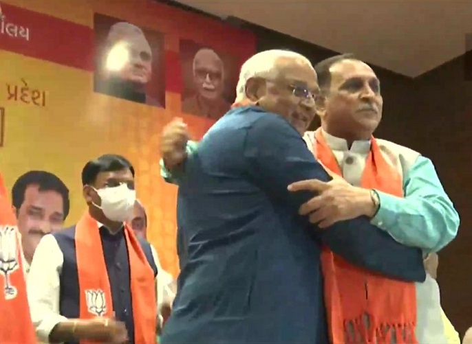 First-time MLA, Bhupendra Patel to take oath on Monday