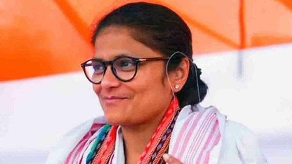 TMC nominated Sushmita Dev (File Photo)