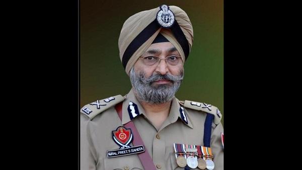 Senior IPS officer Iqbal Preet Singh Sahota (File Photo)