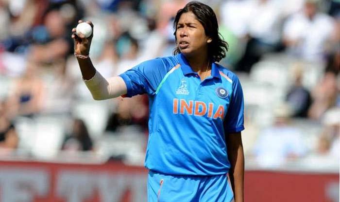 India fast bowler Jhulan Goswami (File Photo)