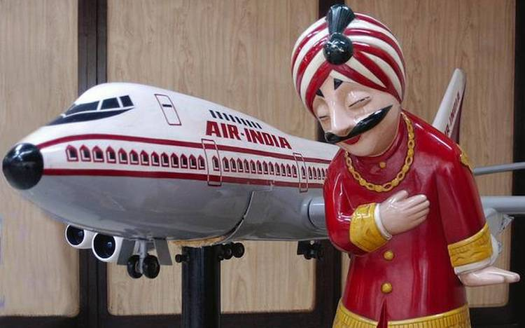 Tata Group to take control of Air India (File Photo)