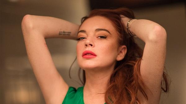 Actor, Singer Lindsay Lohan (File Photo)